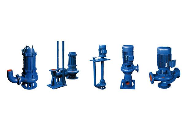 QW(WQ) YW LW GW Series Efficiently Non-blockage Sewage Pump