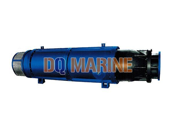 QWW Series horizontal sewage submersible pump