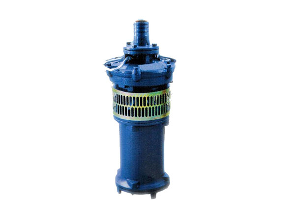 QY Series Oil-Filled Submerged Motor Pump