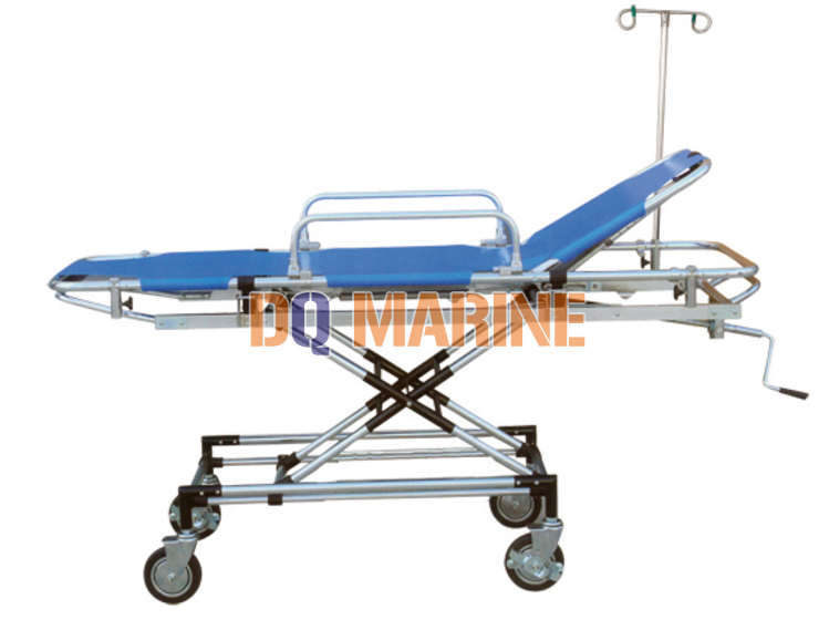 RC-A-2A Aluminum Rescue Bed
