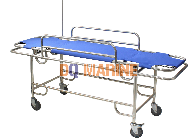 RC-A-2B Stainless Rescue Bed