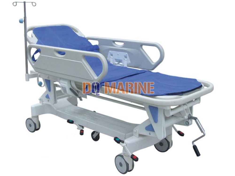 RC-D1 Deluxe Rescue Stretcher Bed