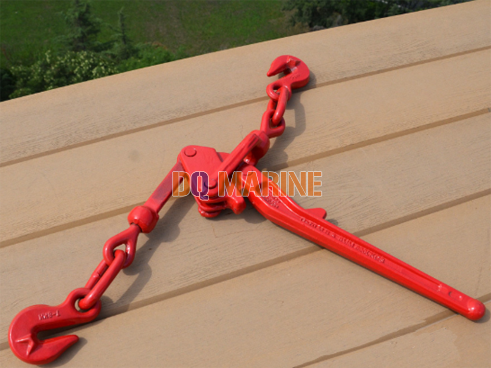 Recoilless Chain Load Binders