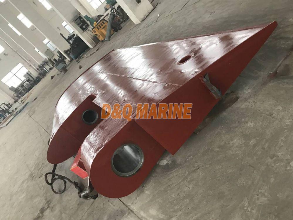 Marine Rudder Blade
