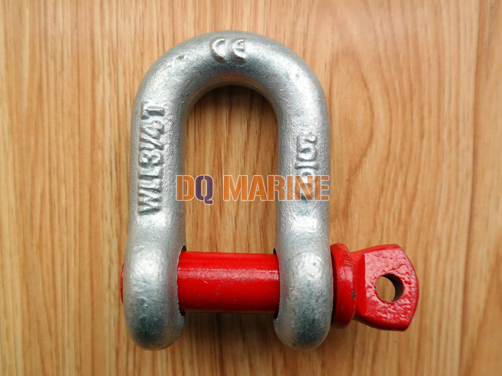 Screw Or Round Pin Chain Shackles
