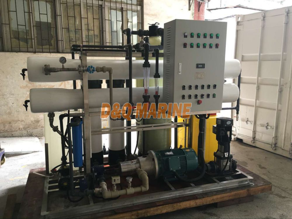 ZC-FSHB15 Sea Water Reverse Osmosis System