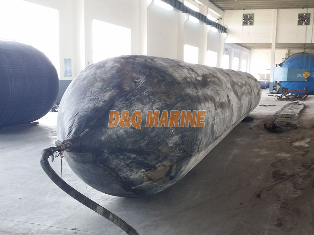 Ship Launching Airbag