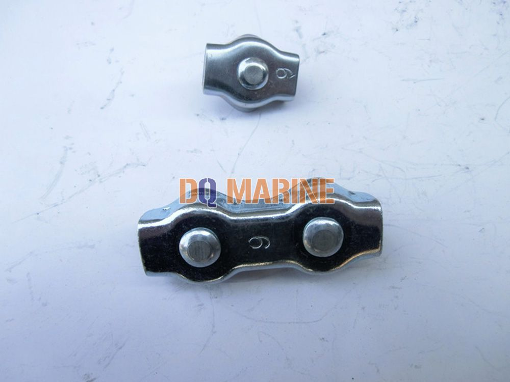 Simplex and Duplex Wire Rope Clips
