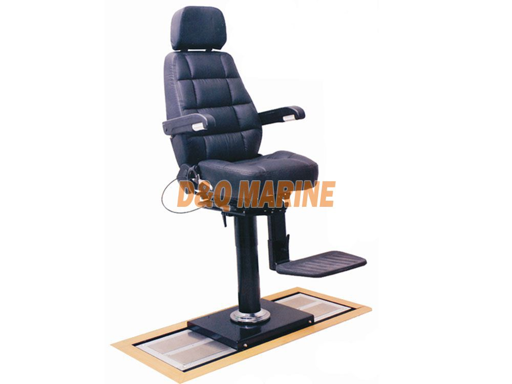 Slideable Steel Pilot Chair TR-003 with Round Column