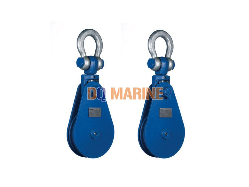 Snatch Blocks S Series With Shackle
