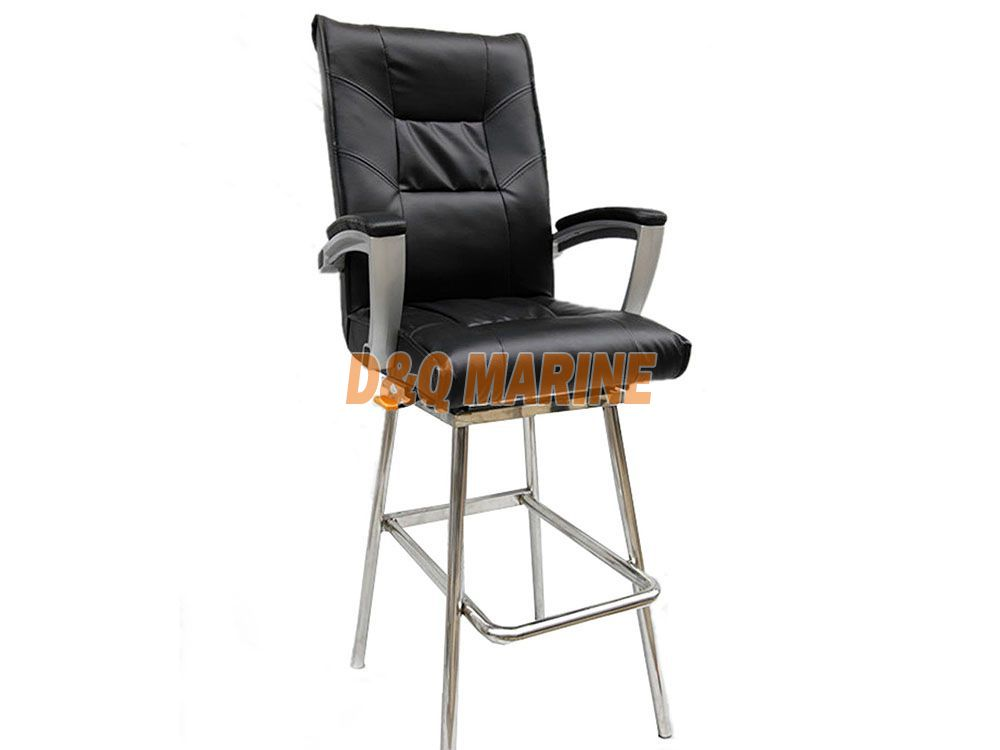 Stainless Steel Pilot Chair TR-007