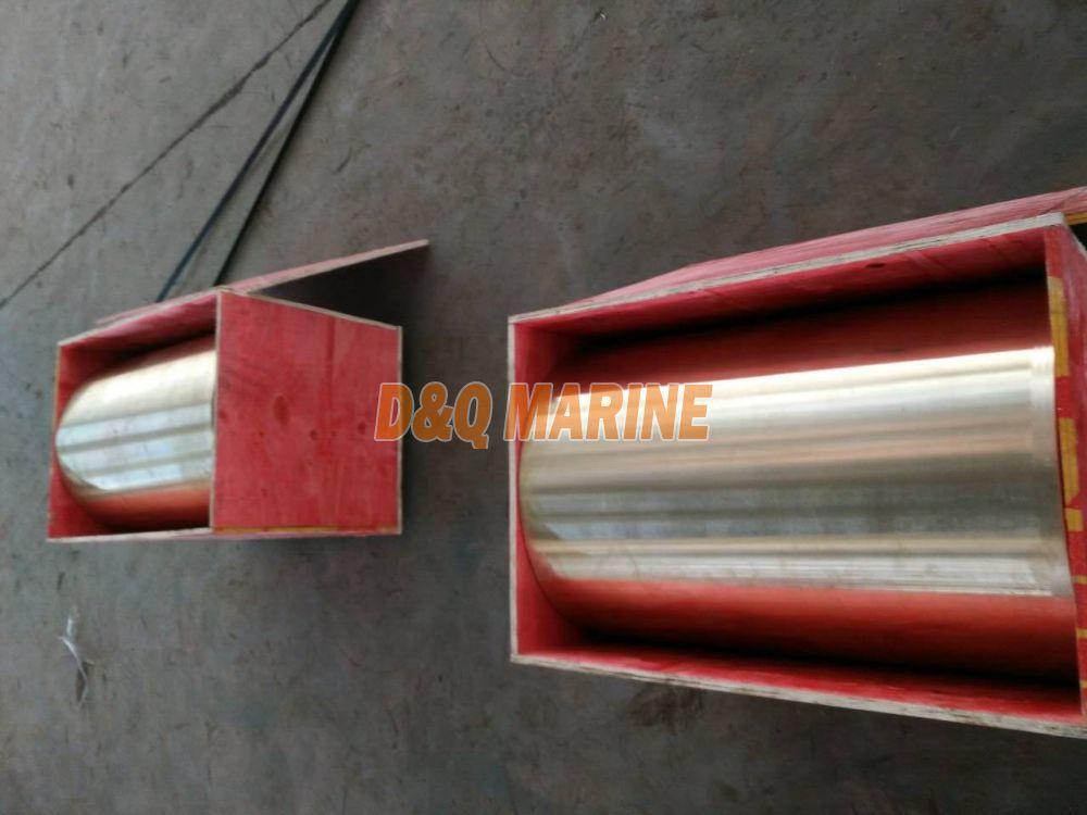 Stern Tube White Metal Bearing