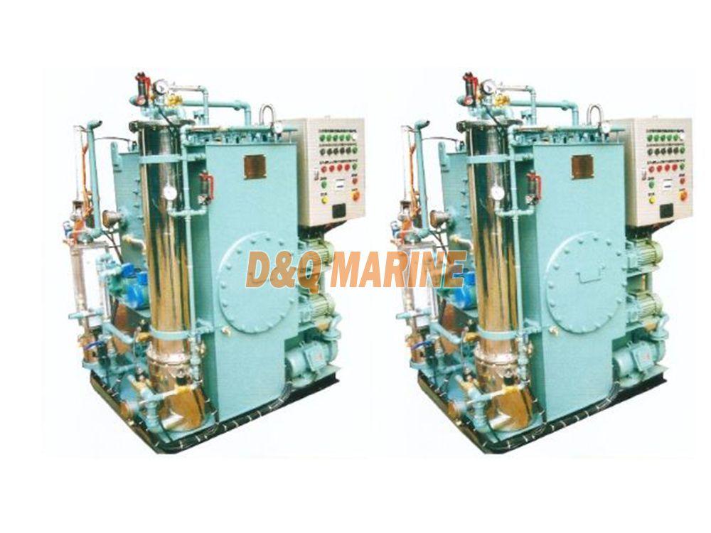 TST-55 marine sewage treatment plant