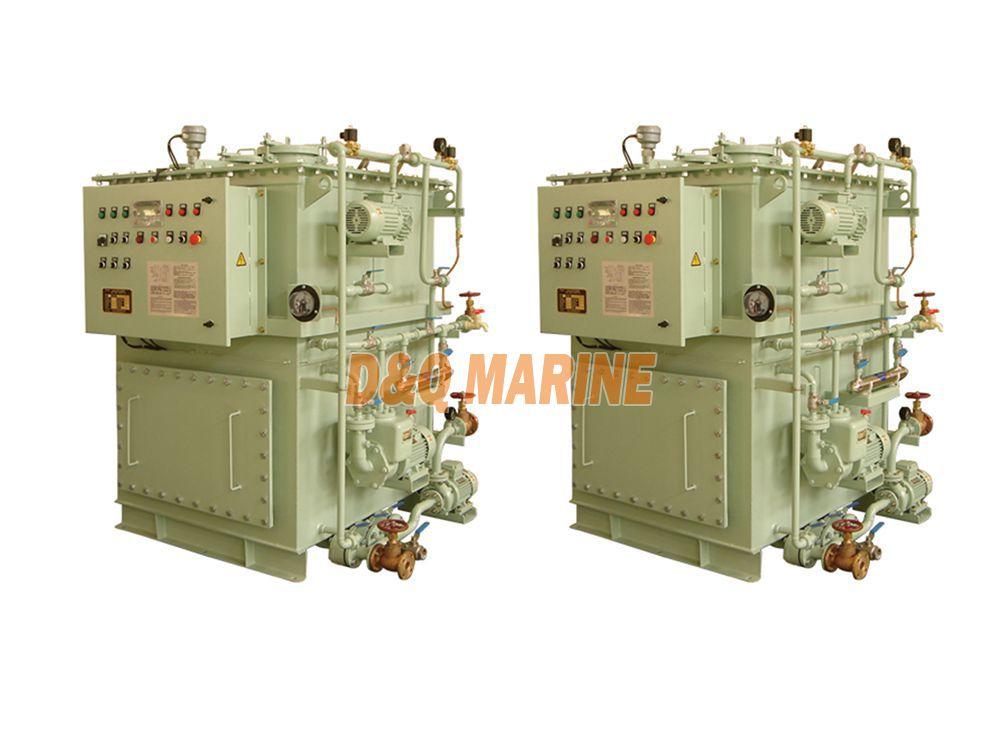TST-85 marine sewage treatment plant