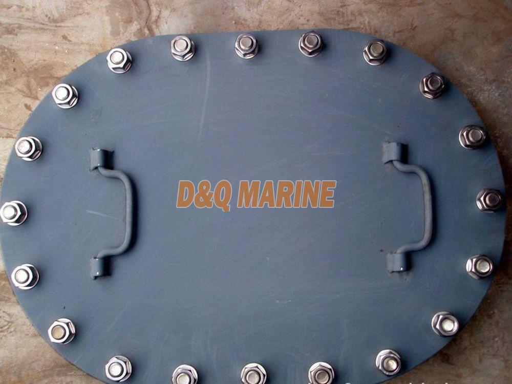 Marine Flat Manhole Cover