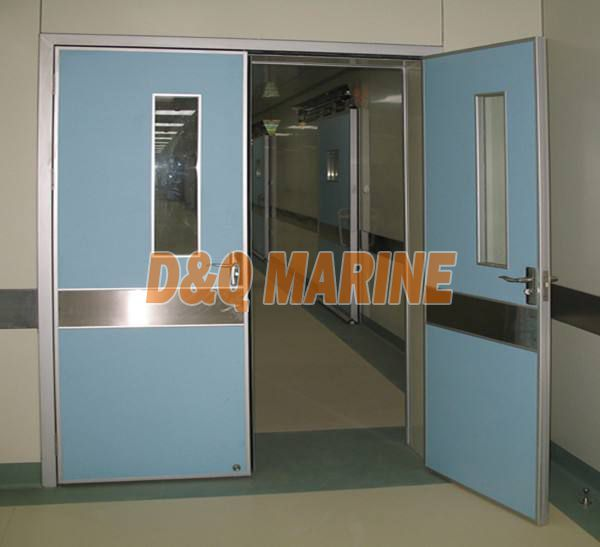 Type B Double A0 A60 Weathertight and Gastight Door
