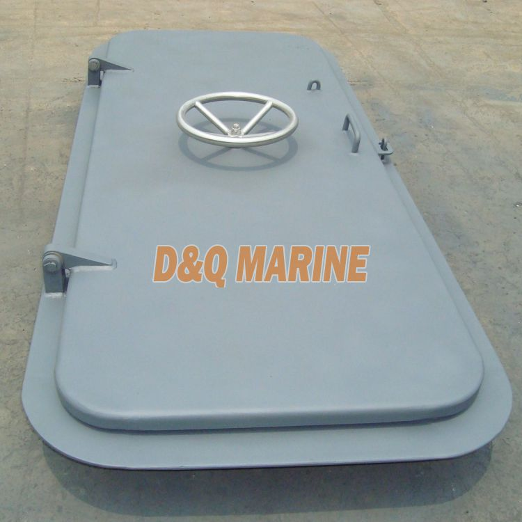 Type B Single A0 A60 Weathertight and Gastight Door