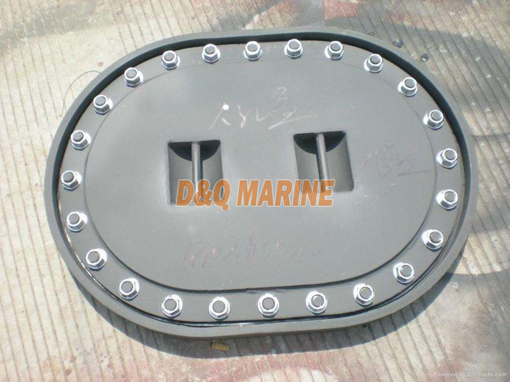 Type D Marine Manhole Covers for ship