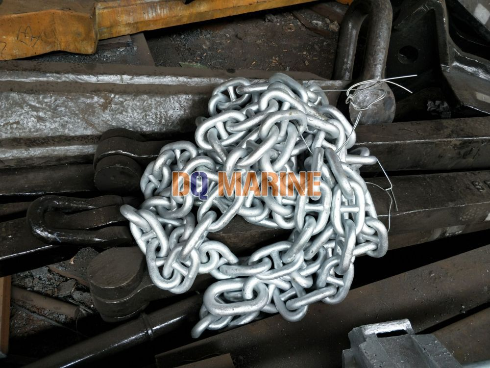 U2 32mm Hot Dip Galvanized Anchor Chain