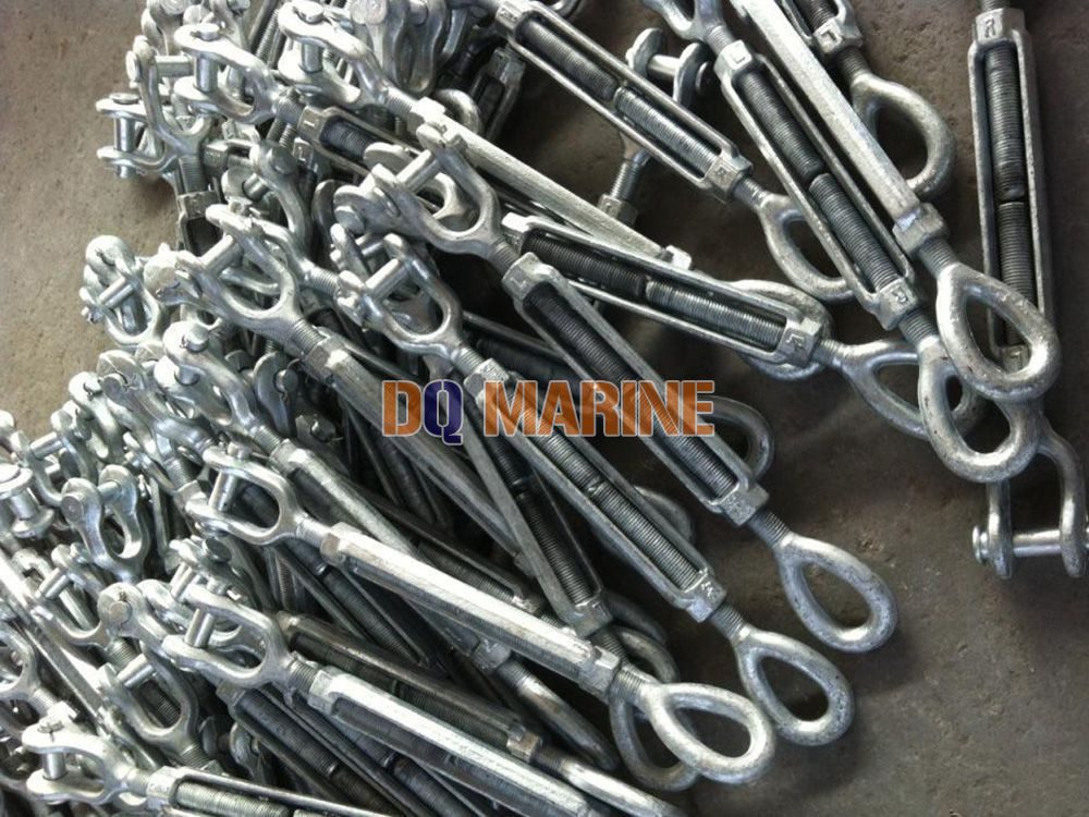 US Type Turnbuckles with Eye and Jaw