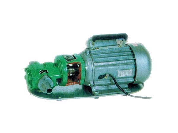 WCB Series Micro Gear Oil Line Pump