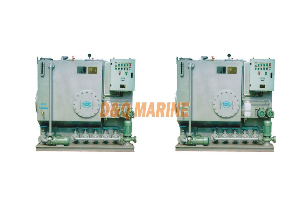 WCB Series Marine Sewage Treatment Plant