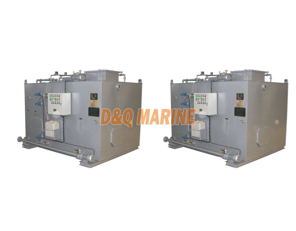 WCMBR-30 Marine Sewage Treatment Plant