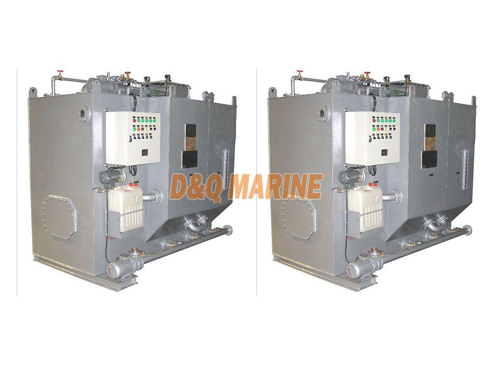 WCMBR-40 Marine Sewage Treatment Plant