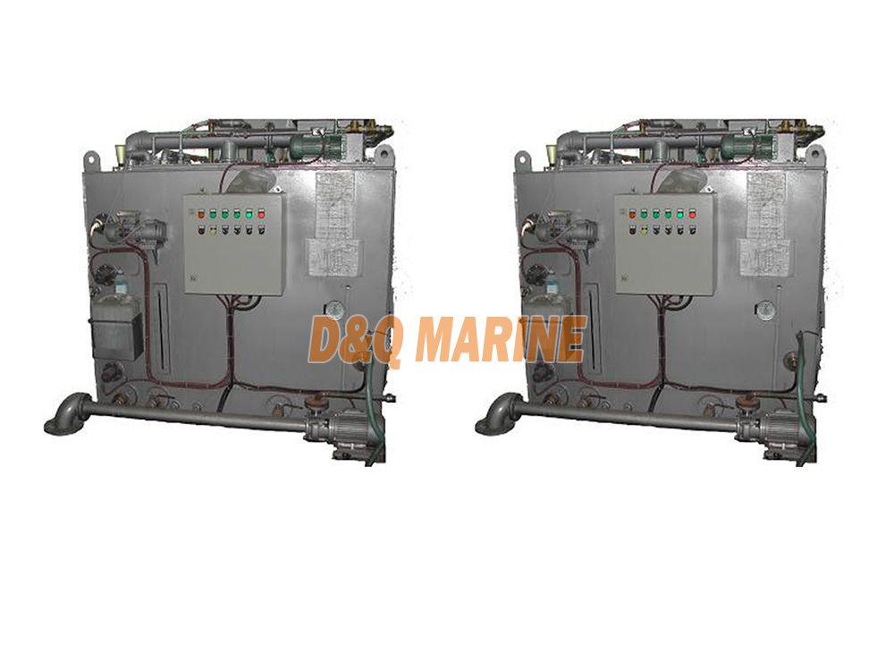 WCMBR-50 Marine Sewage Treatment Plant