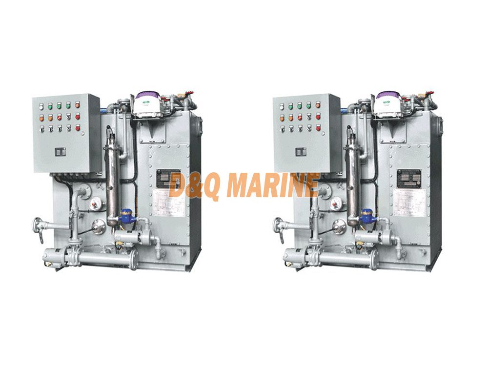 WCMBR-60 Marine Sewage Treatment Plant