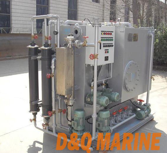 WCMBR-80 Marine Sewage Treatment Plant