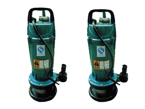 WQD Series Submerged Sewage Pump