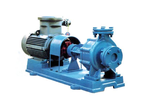 WRY Series high temperature hot oil pump
