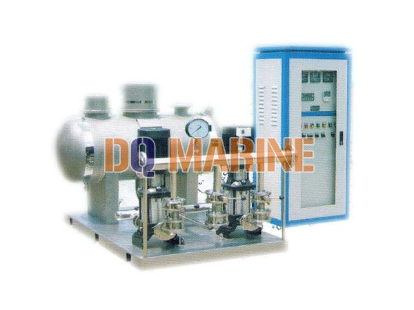 WZG Series Stainless Non-negative Pressure Pressurization Folw Balancing Water Supply Equipment