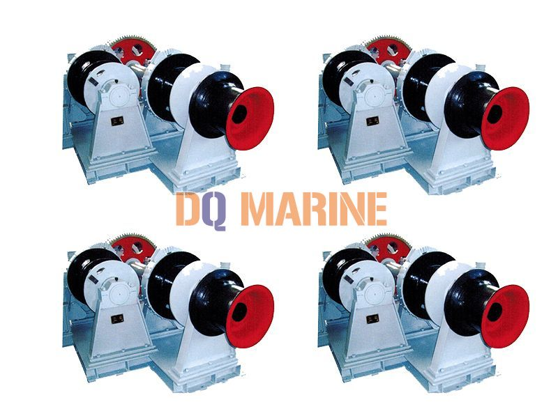 20KN Cable Anchor Winch