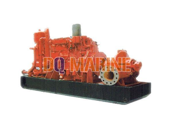 XBC-SOW Diesel Fire Pump Unit