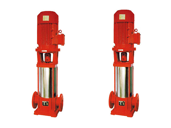 XBD(I) Series Vertical Fire Fighting Pump