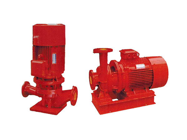 XBD-HY(HW HL) Series Variable Flow Constant Pressure Fire Tangent Pump