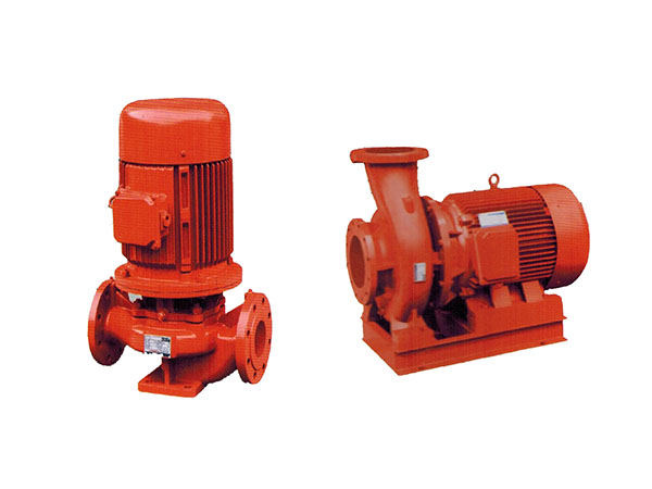 XBD-ISG(ISW) Series Fire Fighting Pump