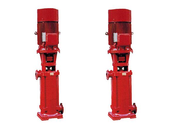 XBD-L Series Vertical Fire Fighting Pump