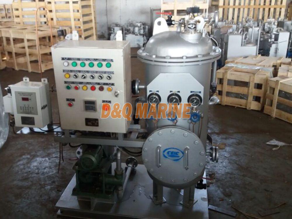 YSZ-1.0 1m3 Bilge water separator