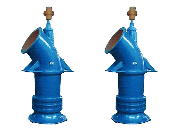 ZLG Series Marine Vertical Axial Flow Pump
