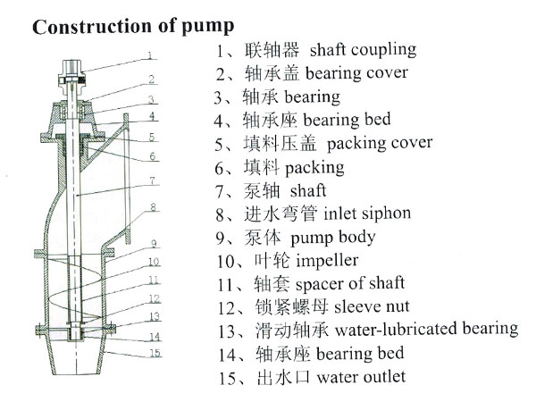 ZPT Axial Flow Propulsion Pump