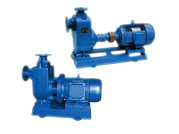 ZX ZXL Series Marine Self-sucked Pump