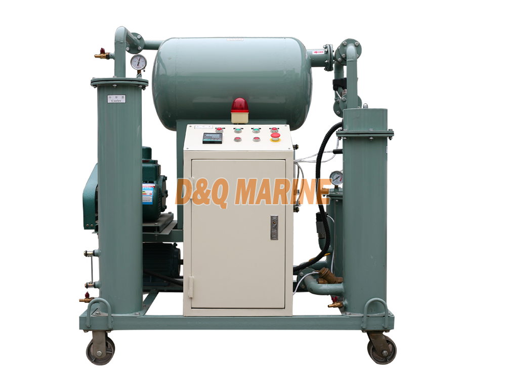 ZYA Series High Efficient Vacuum Oil Purifier