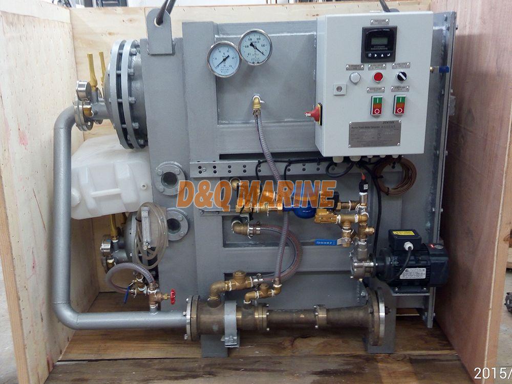 ZYFWG-30 30ton per day Marine Fresh Water Generator Evaporator