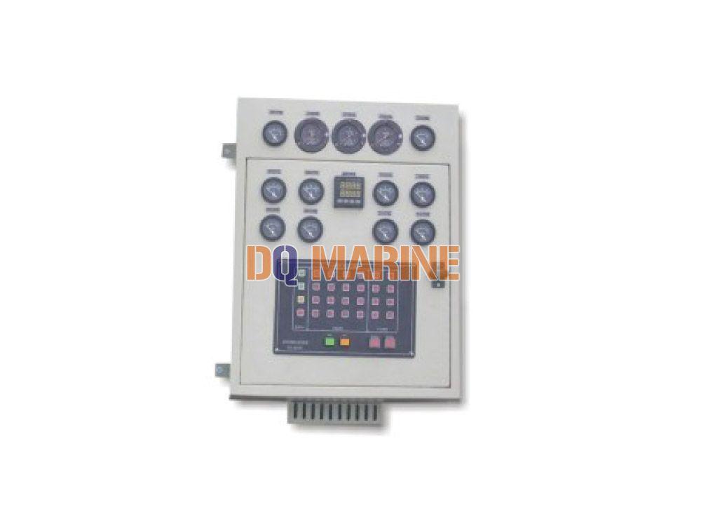 Additional BRC marking control system