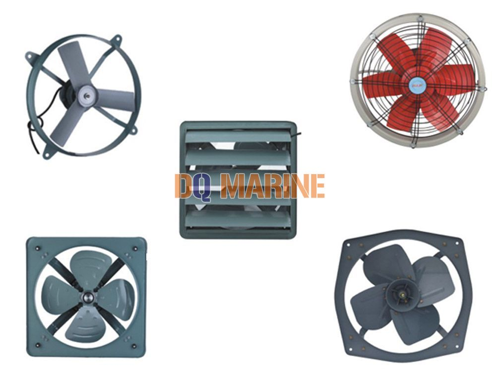 Axial Flow Exhaust Fan JY Series of Industrial Jobs Drum Fan A