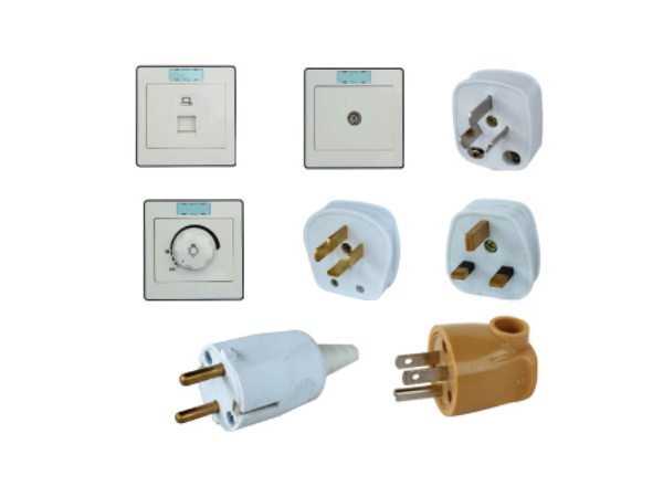 Cabin Combination Switch Socket European Standard British Standard Plug and Socket