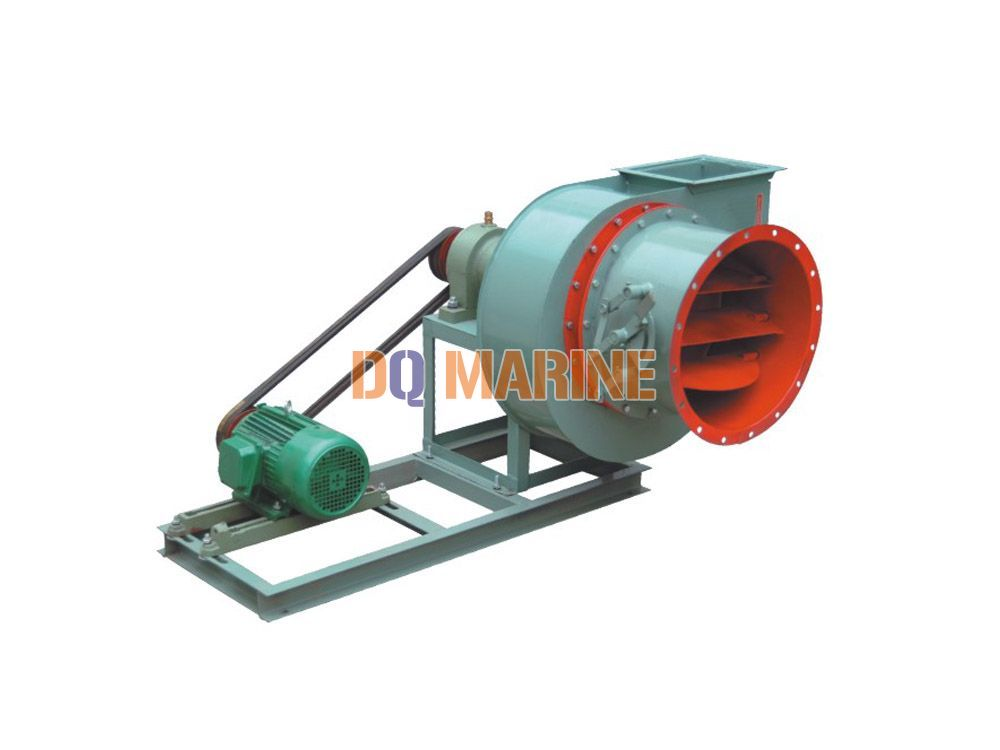 Centrifugal Boiler Draught Fan